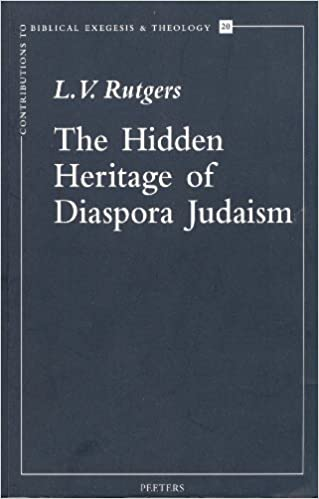 Help Writing Essay Paper The Hidden Heritage Of Diaspora Judaism Essays On Jewish Cultural Identity  In The Roman World Contributions To Biblical Exegesis  Theology Nd  Edition Example Of Thesis Statement In An Essay also Essay With Thesis Statement Example Amazoncom The Hidden Heritage Of Diaspora Judaism Essays On Jewish  English Language Essay