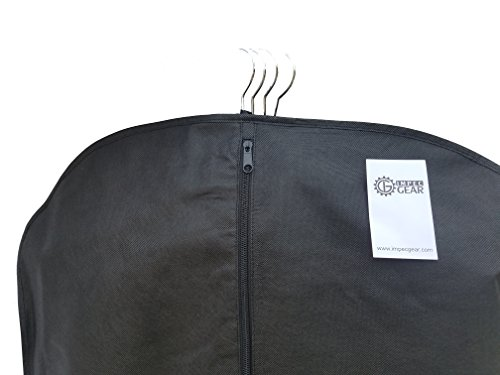 new-48-breathable-gusseted-travel-garment-bag-cover-for-suits-dress-clothes-tux-jersey-storage-trave