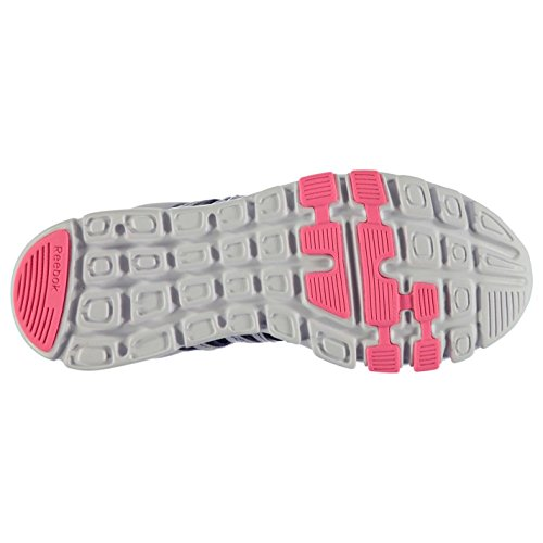 Reebok YOURFLEX Turnschuhe Damen Ink/lila/pink sneakers Sport Schuhe Schuhe