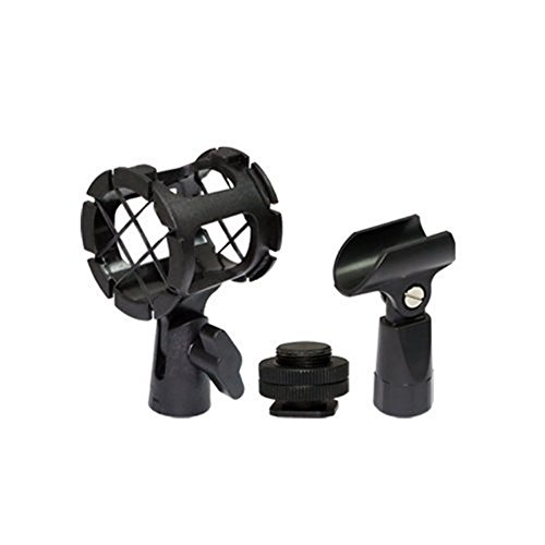 Vidpro XM-55 13-Piece Professional Video & Broadcast Unidirectional Condenser Microphone Kit by VidPro (Image #2)