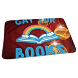 Baby Cot and Dresser EQAZV Gay for Books Changing Pad Infant Comfortable Urine Pad