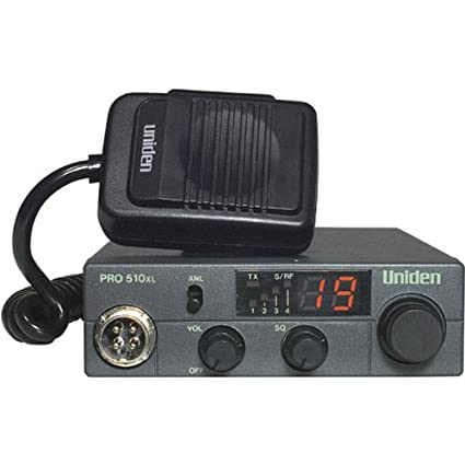 New-40-Channel 2-Way Compact CB Radio - T52465