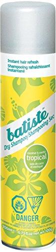 BATISTE champu seco tropical 200 ml