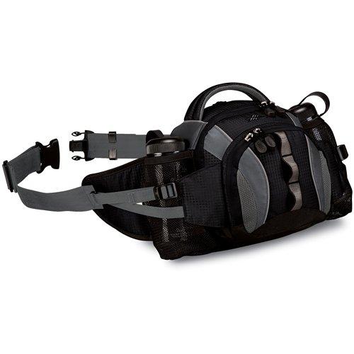 High Sierra Ridgeline Lumbar Pack (Black), Outdoor Stuffs