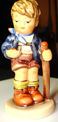 """M. I. Hummel Figurine """"Summertime Surprise"""" #428/3/0 Brand New!! 3.5"""" tall by 1.750"""" wide.....Figurine comes in it"""