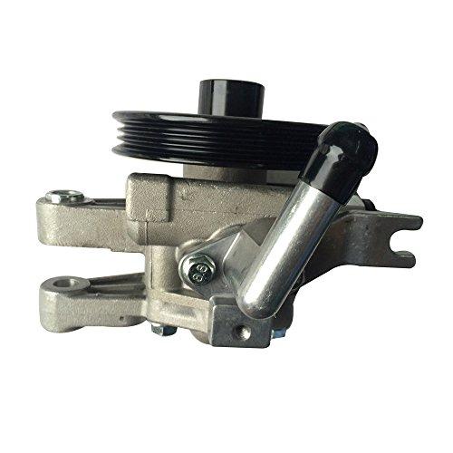 (DRIVESTAR 21-5440 Brand New OE-Quality Power Steering Pump with Pully for 2004 Kia Spectra 2.0, 2005-2009 Kia Spectra, 2005-2009 Kia Spectra5, 2005-2010 Kia Sportage 2.0, 2005-2009 Hyundai Tucson)