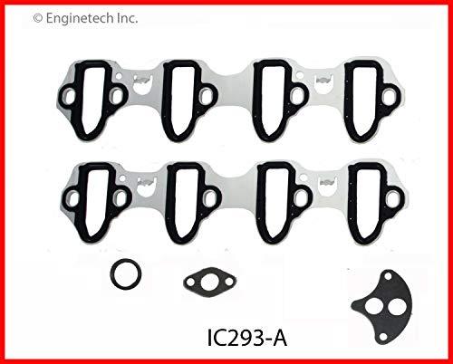 Enginetech IC293-A GSKT GM CHEV HUM 4.8L 5.3L 6.0L INT Manifold Set