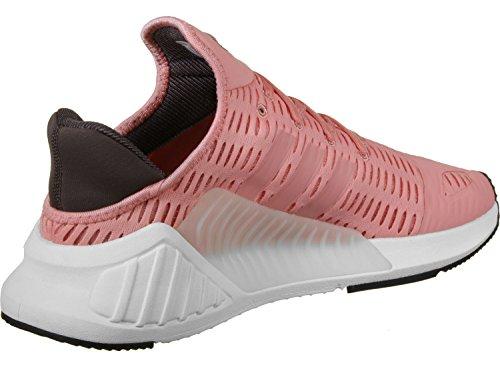 adidas Damen Climacool 02/17 W Laufschuhe Mehrfarbig (Tactile Rose F17/tactile Rose F17/ftwr White)