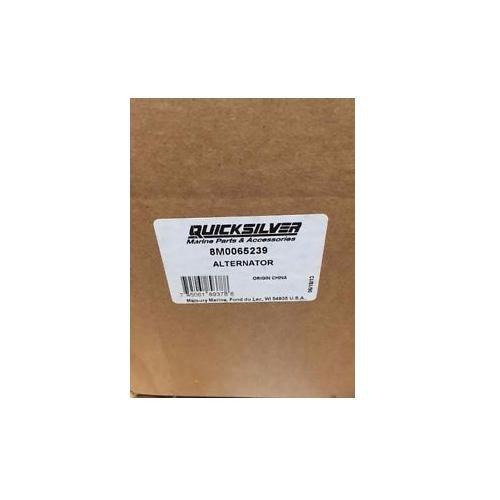 New Mercury Mercruiser Quicksilver OEM Part # 8M0065239 ALTERNATOR