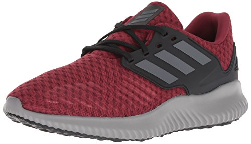 adidas Men's Alphabounce RC.2 Running Shoe, Noble Maroon/Night Metallic/Black, 12.5 M ()