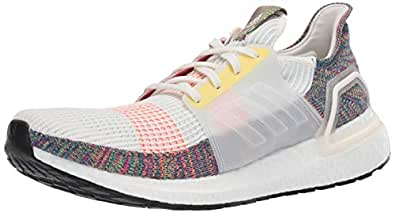 adidas Mens Ultraboost 19 White Size: 8 US