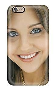 Slim Fit Tpu Protector Shock Absorbent Bumper Amanda Bynes Case For Iphone 6