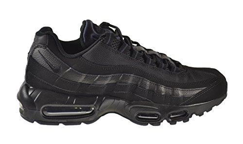 Nike Men's Air Max 95 Running Shoes Black/Black/Anthracite (12 D(M) US) (Best Air Max 95)