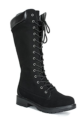 Hipster Urban Lace Up Military Combat Grunge Gothic Women...