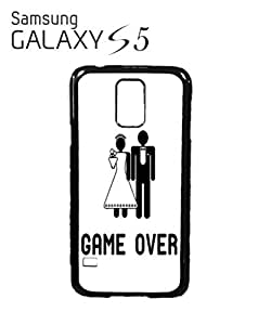 Game Over Wedding Joke Mobile Cell Phone Case Samsung Galaxy S5 White