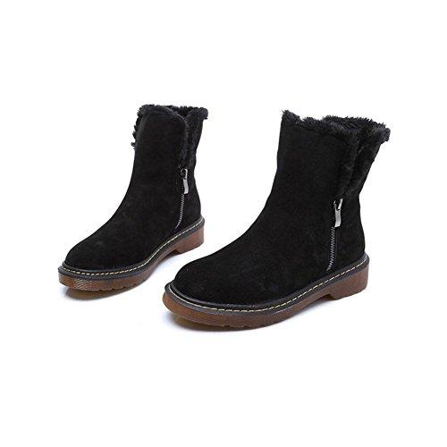 caviglia da corto la tubicino invernali tiene Il neve 41 Stivali caldo da al caldo donna awSSqP