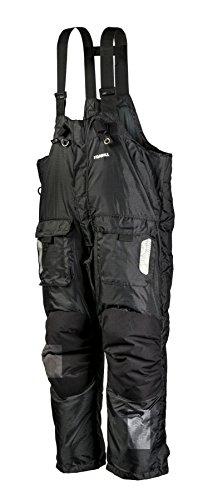 Frabill Men's 26010 Frabill I-Float Bib, black, Medium (Ice Suit)