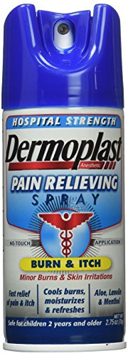 Medtech Laboratories 115-7882 Dermoplast, 2.75 oz. (Pack of 2)