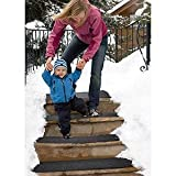 HeatTrak 3 PACK WITH HR-P CONTROL INCLUDED HR10-30 Residential Snow-Melting Stair Mat, 10 Inch by 30 Inch, 120 Volt -