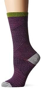 Goodhew Women's It's a Wrap Socks, Navy, Small/Medium