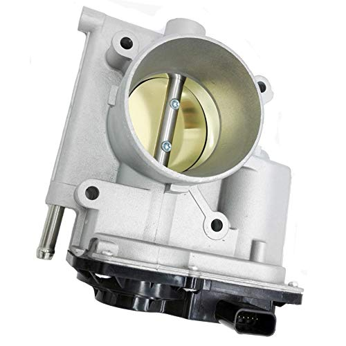 OKAY MOTOR Throttle Body for 2006-2013 Mazda 3 Mazda 5 Mazda 6 Non Turbo 2.0 2.3L (Mazda 2 Turbo)