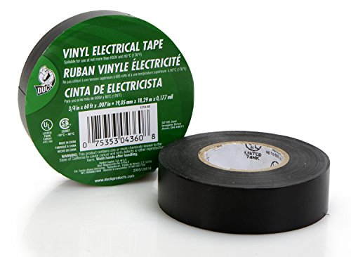 Duck Brand 299006 3/4-Inch by 60 Feet Utility Vinyl Electrical...