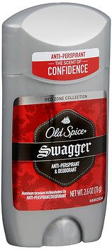 Old Spice Rz Inv Sld Swag Size 2.6z Old Spice Red Zone Swagger Invisible Solid Anti-Perspirant Deodorant