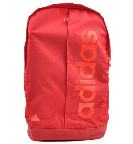 Adidas Linear Performance Backpack Rucksack light scarlet-dark orange-infrared - NS