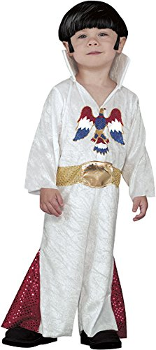 Child's Toddler Elvis Presley Jumpsuit Halloween Costume -