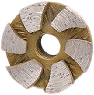 SNOWINSPRING 1個35ミリメートルダイヤモンド乾式砥石ディスクディスクボウル形状コンクリート石積み花崗岩大理石ストーンアングルグラインダー専用ツール