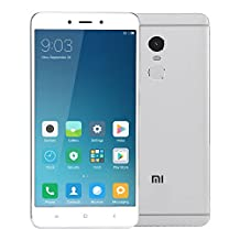 Xiaomi Redmi Note 4 3GB+64GB Silver Unlocked 4G LTE