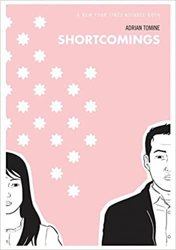Book Shortcomings by Adrian Tomine (2009-04-28)