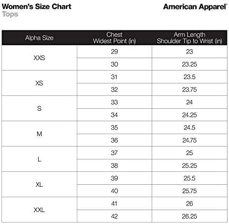 American Apparel Women's Flex Fleece Cropped Long Sleeve Zip Hoodie