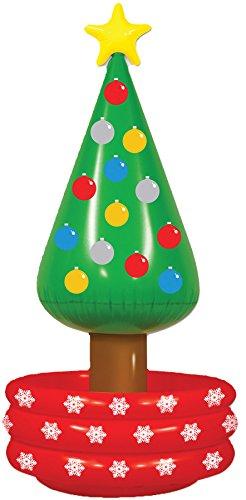 INFLATABLE CHRISTMAS TREE COOL (Bo Peep Wig)
