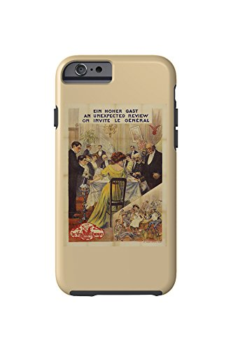 an-unexpected-review-vintage-poster-artist-hem-raoul-edward-c-1911-iphone-6-cell-phone-case-tough