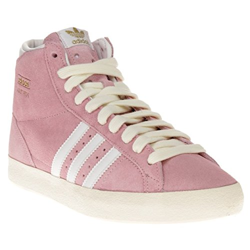 362ea7b99 adidas - Zapatillas de Ante para Mujer Rosa Rosa  Amazon.es  Zapatos y  complementos