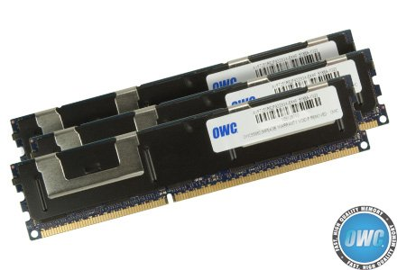 - OWC 48.0GB (3 x 16GB) PC8500 DDR3 ECC 1066 MHz 240 pin DIMM Memory Upgrade Kit for 2009 Mac Pro and Xserve