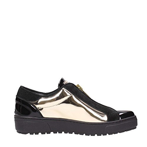 Pinko COMETA Sneakers Femme Noir / Or kRS3us6h