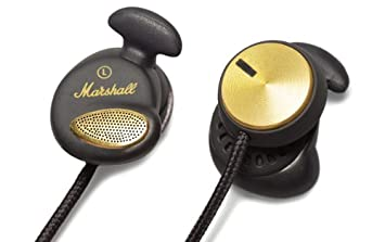 Marshall Minor Fx - Auriculares in-ear, negro
