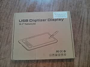 "Yiynova DP10 10.1"" USB Digitizer Tablet LCD Display(Windows Only)"