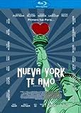 New York I Love You (Nueva York Te Amo) Bluray - Mexico
