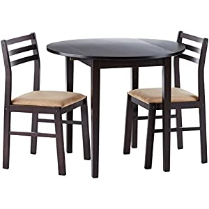 Coaster 3 Piece Dining Set 41bqbM47r1L