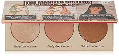 theBalm Manizer Sisters, 0.11 oz.