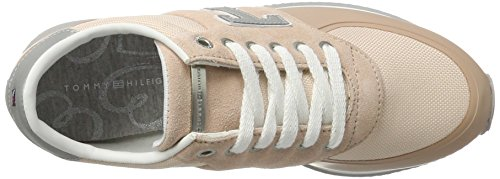 Tommy Hilfiger P1285hoenix 3c1, Zapatillas para Mujer Rosa (Dusty Rose 502)
