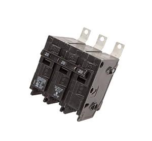Amazon.com: Siemens 320 Circuit Breaker 3p 20-Amp Bl: Home Improvement