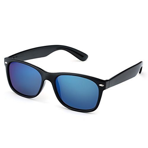 FEIDU Polarized Classic Brand Designer Sunglasses For Women Eyewear With Case FD2149 (blue, - Good Sunglasses Cheap But