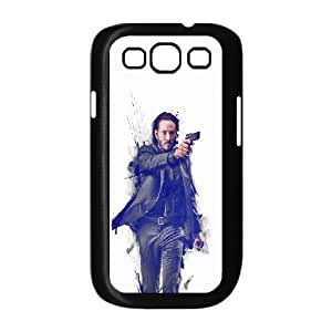 John Wick Samsung Galaxy S3 9300 Cell Phone Case Black Protect your phone BVS_718718