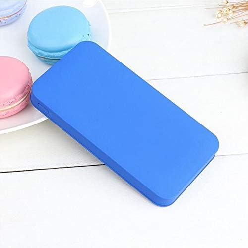 ZengBuks Sh-N54 Alimentatore Mobile Nesting Ultrasottile con Display Digitale modalità privata Telefono Cellulare Ricarica Tesoro - Blu