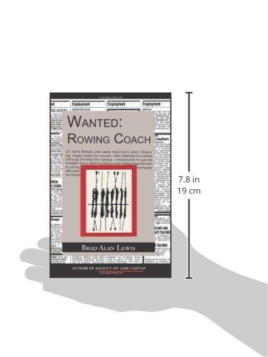 Wanted: Rowing Coach: Amazon.es: Brad A. Lewis: Libros en idiomas extranjeros