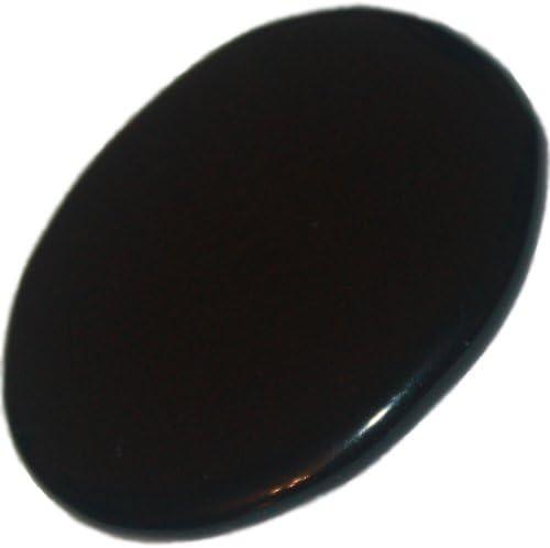 Obsidian Palm Stone